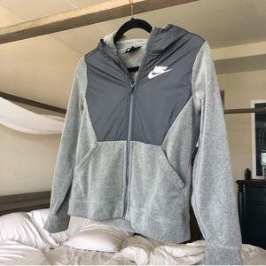 Girls Nike Fleece Jacket